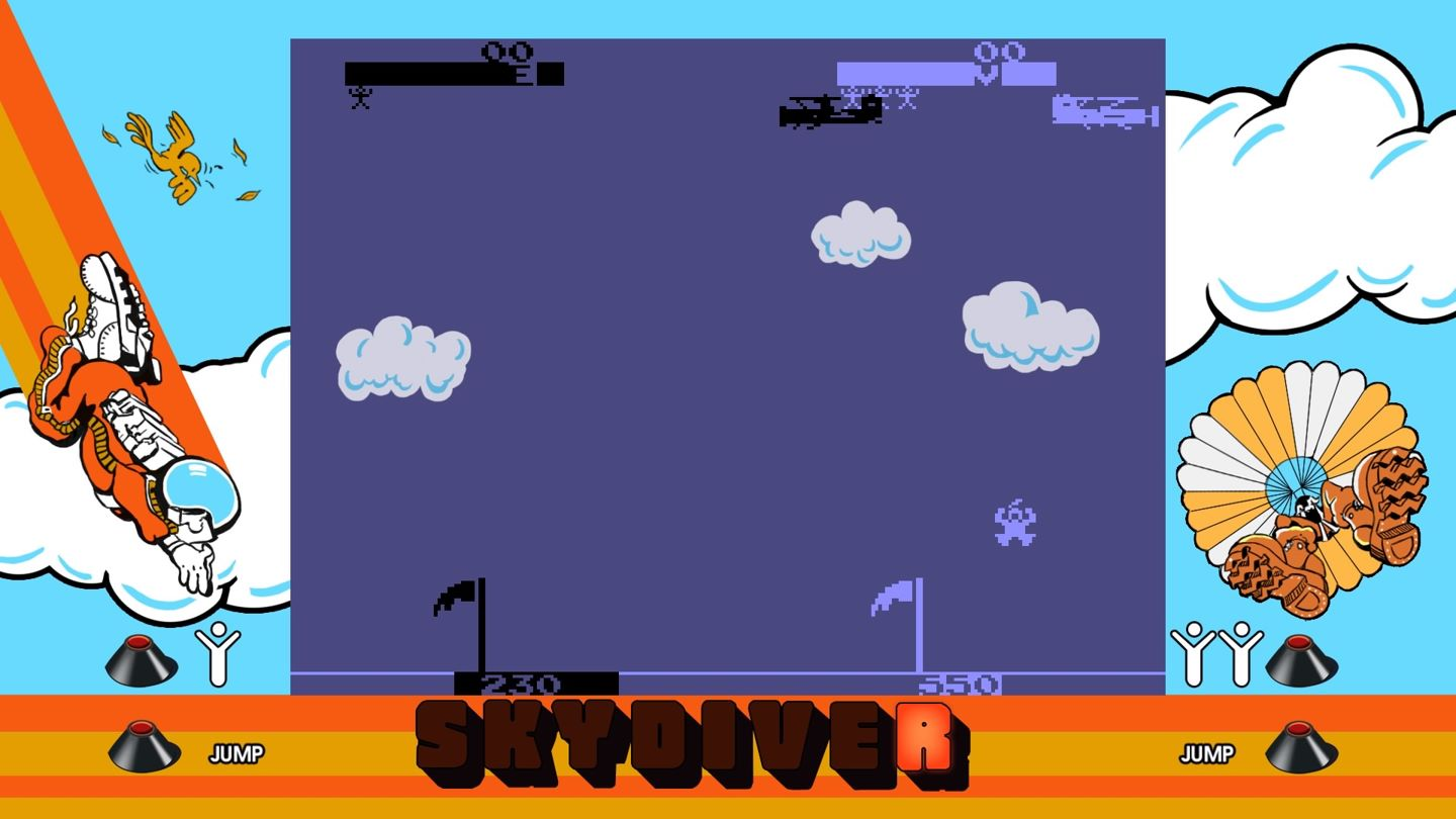 Atari Flashback Classics for Nintendo Switch – The Official Game List