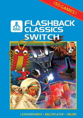 Atari Flashback Classics for Nintendo Switch