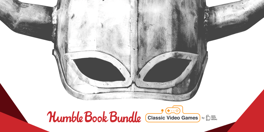 Name your own price for EarthBound, Mega Man 3, Galaga, and more in The Humble Book Bundle: Classic Video Games by Boss Fight Books
