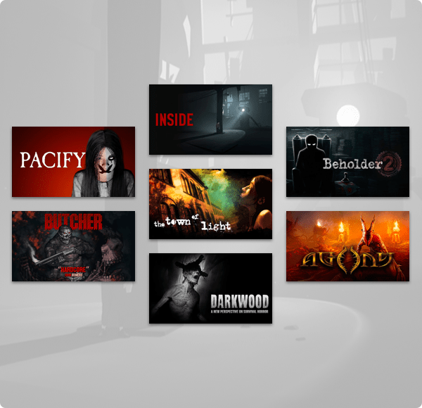 The Humble Spooky Horror Bundle 2019