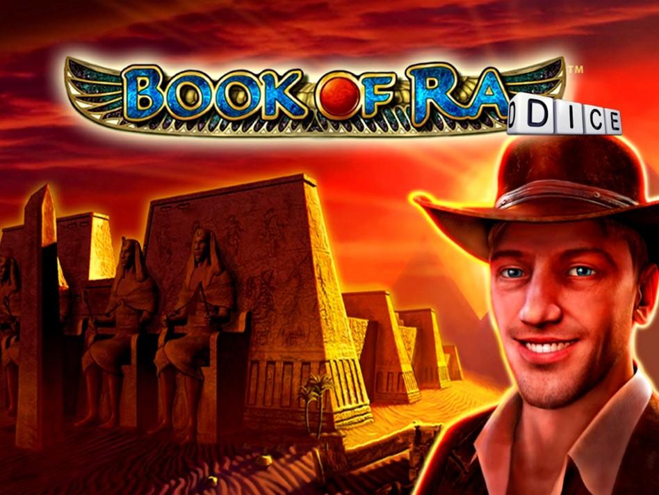 Afbeeldingsresultaat voor Book of Ra Dice