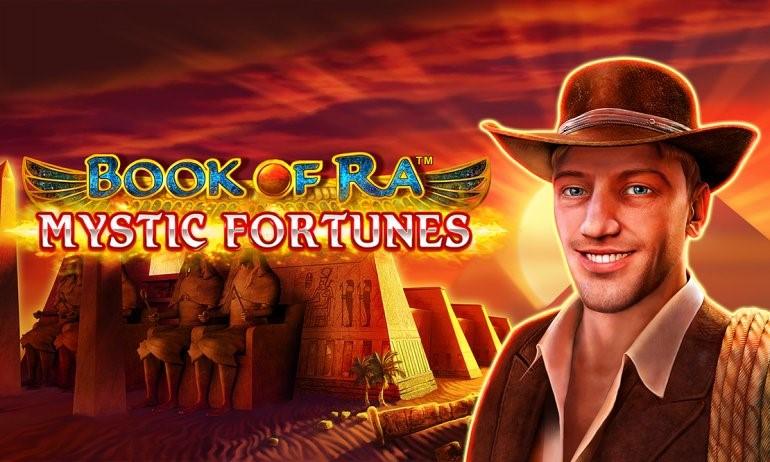 Afbeeldingsresultaat voor Book of Ra Mystic Fortunes