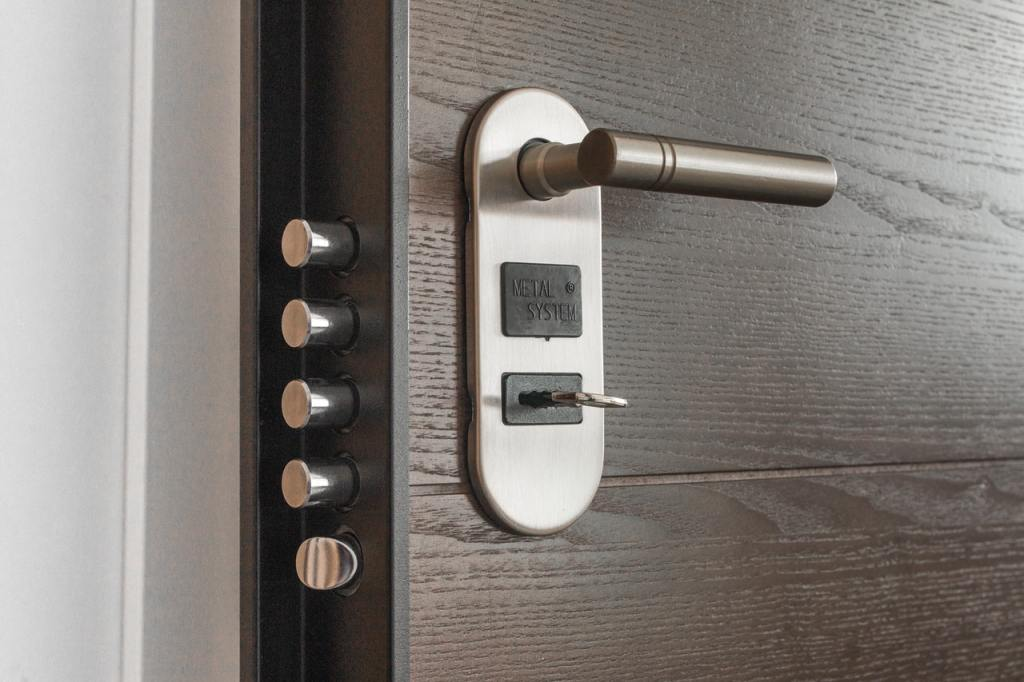 Having proper locks are an important part of any secure home