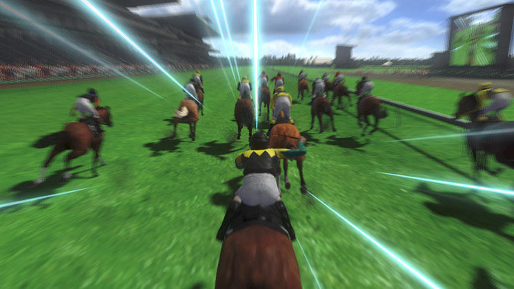 Champion Jockey: G1 Jockey & Gallop Racer is one of the newer horse racing video games