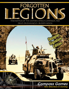 Forgotten Legions Cover Color