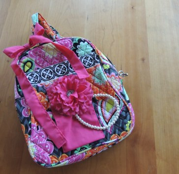 The Nicole cross-body bag