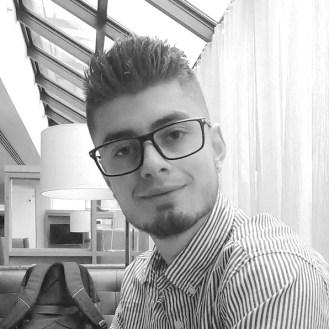 David Marin - Web and Social Media Designer