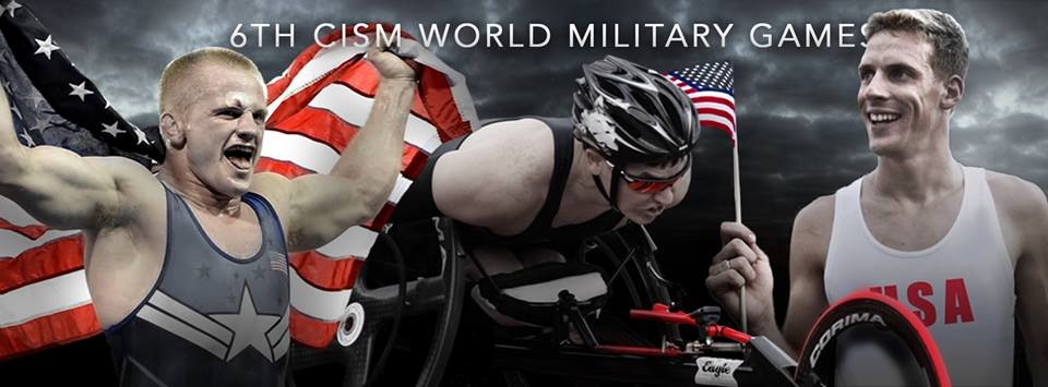 2015 CISM Military World Games US Track And Field