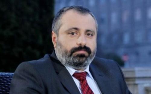 David Babayan is Appointed Karabakh Presidential Adviser
