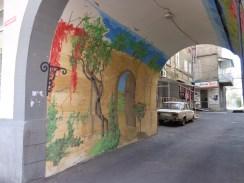Porche d'entrée Erevan Yerevan 1