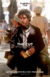 A poster of The Cut