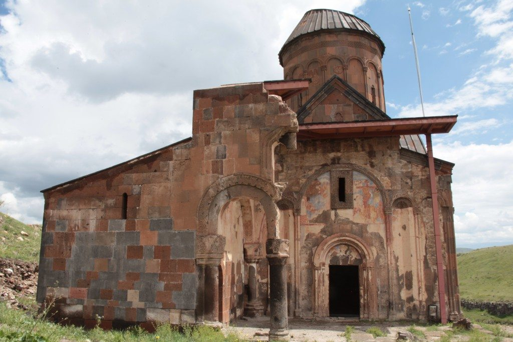 The Church of St. Gregory of Tigran Honents (Photo by Nanore Barsoumian/The Armenian Weekly)
