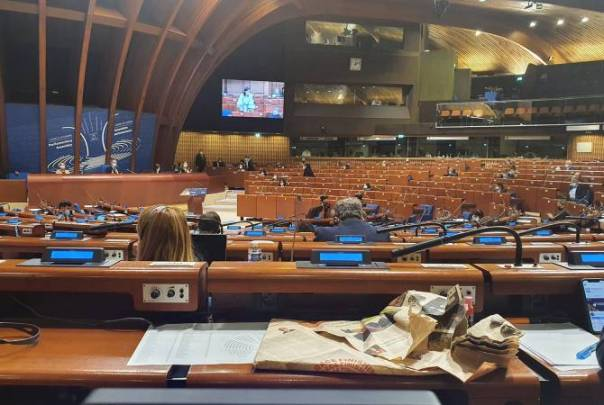 Parliamentary Assembly of Council of Europe to discuss Armenian POW issue at plenary session