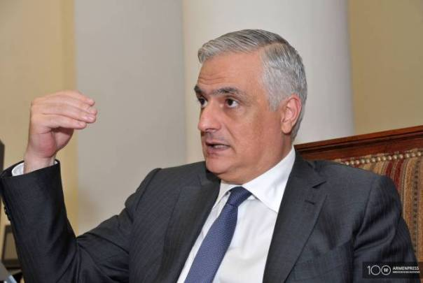 Certain process needs to be started: Armenian deputy PM on demarcation and delimitation  works
