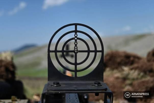 Azerbaijan violates ceasefire in Nagorno Karabakh, Armenian serviceman wounded
