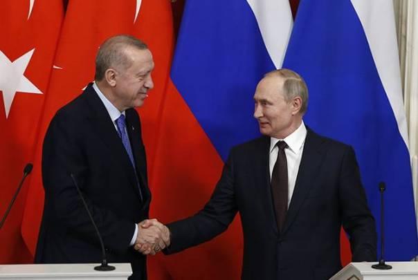 Putin to meet Erdogan in person