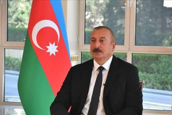 Aliyev again threatens Armenia