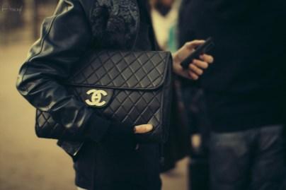 Street Style at Nina Ricci by Armenyl