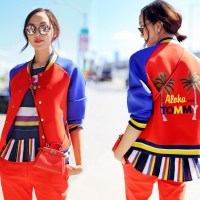 Chriselle Lim in Tommy Hilfiger