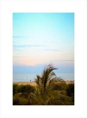 Pastel Sky gradients, the beach photographed by Armenyl Photography