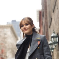 Kristina Bazan at Tommy
