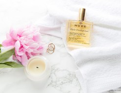 The dry body oil for the summer: nuxe huile prodigieuese