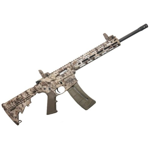 Carabina 22LR semiautomática Smith & Wesson M&P15-22 Sport KRYPTEK