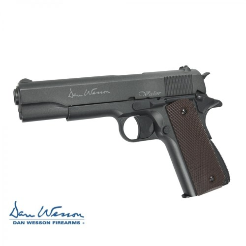 Pistola Dan Wesson VALOR 1911 - 4,5 mm Co2 Balines