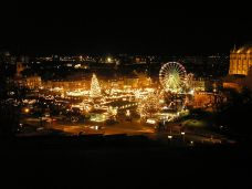 Erfurt Germany Christmas Market