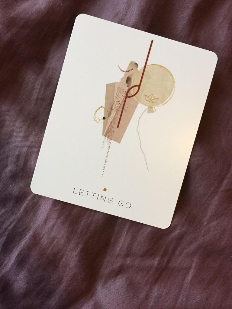 Tune-in Thursdays: Letting Go