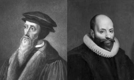 Calvin et Arminius