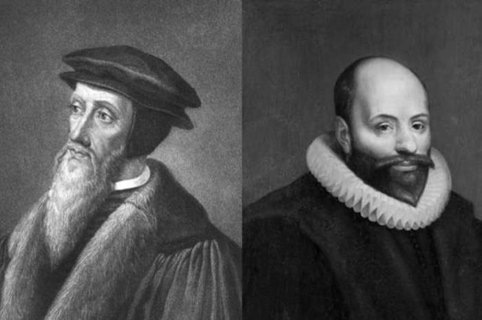 Comparaison synthétique entre l'arminianisme et le calvinisme