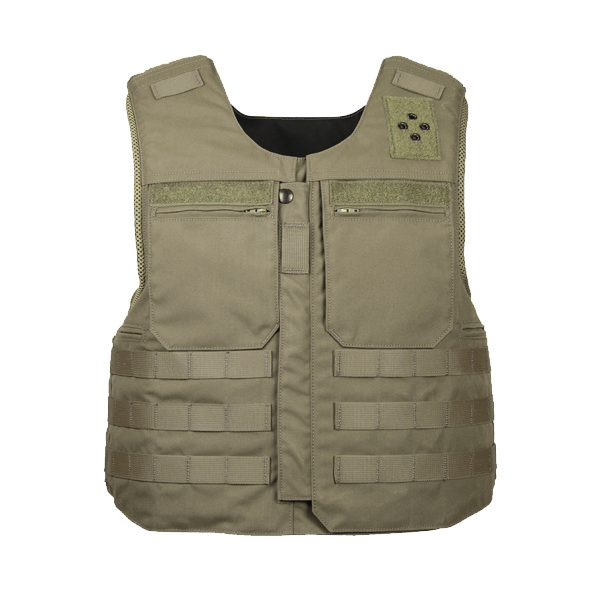 Traverse External Carrier - Half MOLLE