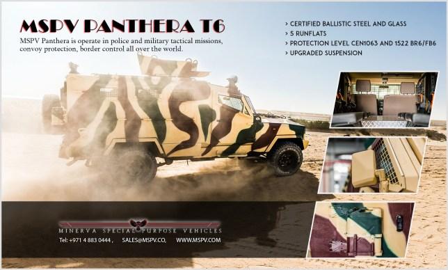 panthera T6