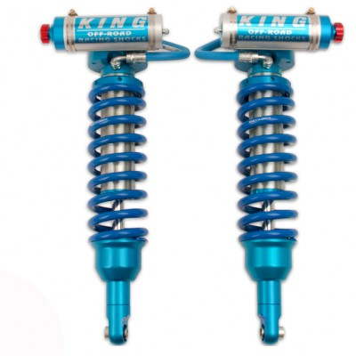 KING Remote Reservoir Front Coilover Pair | 2015+ Colorado/Canyon