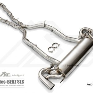 Fi Exhaust AMG SLS Full