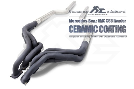 Fi Exhaust C63 AMG W204 Ceramic Header