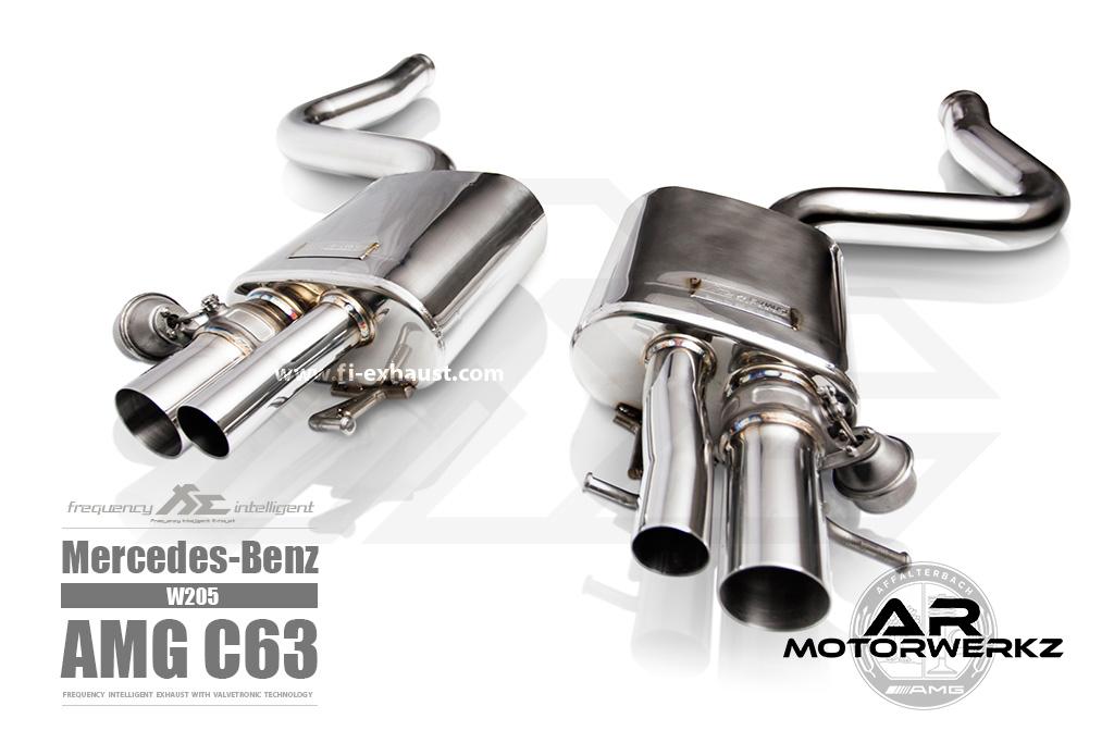 W205 AMG C63s | 2014+