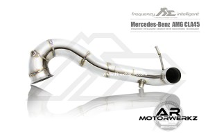 Fi Exhaust CLA45 AMG W117 S Pipe
