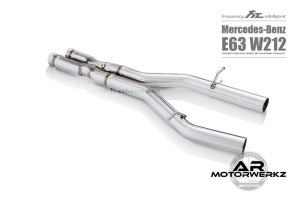 Fi Exhaust E63 AMG W212 Mid