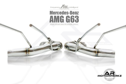 Fi Exhaust G63 AMG 2015+ 2