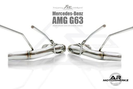 Fi Exhaust G63 AMG 2015+ 2