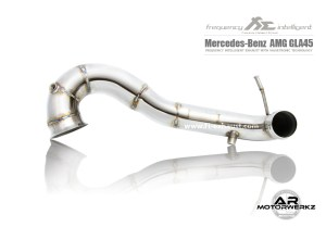 Fi Exhaust GLA45 AMG W156 S pipe