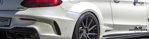 prior design, pd65cc, widebody, c63, amg, w205, c coupe