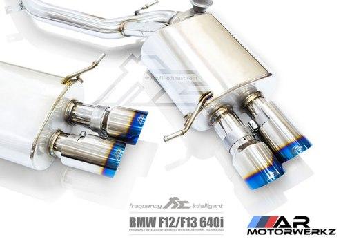 f12, f13, 640i, bmw, fi, fi exhaust, catback