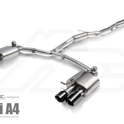 AUDI B8 A4 FI EXHAUST VALVTRONIC