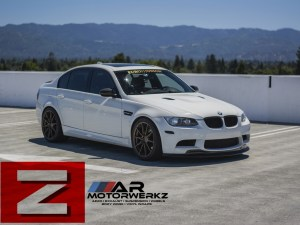 bmw e90 m3 zf03 triple satin bronze