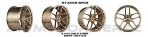stance sf03 brush bronze