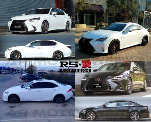 rs-r suspension lexus