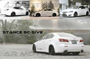 stance sc-5ive lexus is-f